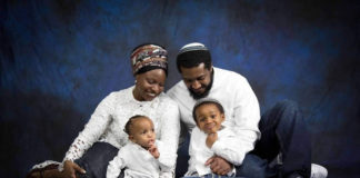 Tikvah Womack and family