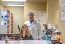 Wendy Mendelson and Dr. Herbert Mendelson of Mendelson Family Dentistry