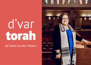 Rabbi Jennifer Weiner