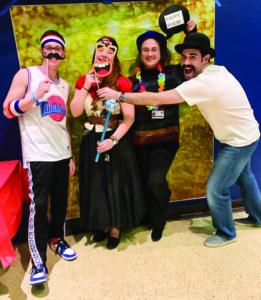 Jewish COmmunity Services' 2019 Purim party