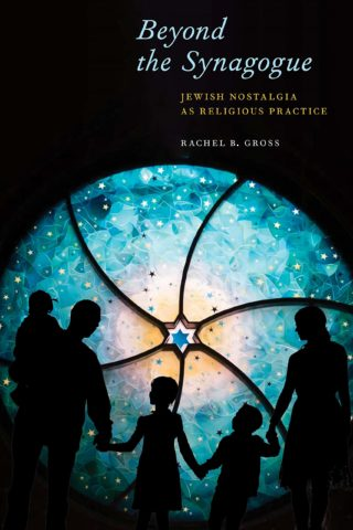 Beyond the Synagogue book cover