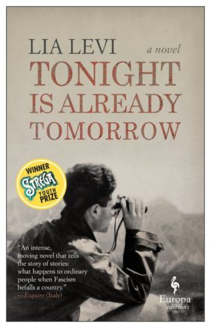 Tonight Is Already Tomorrow cover