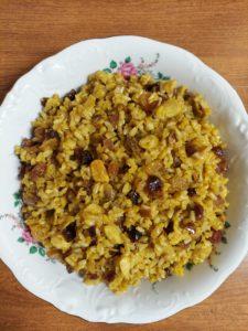 Persian-inspired rice