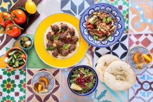 Emirati-Jewish fusion dishes