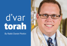 Rabbi Daniel Plotkin