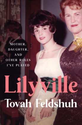 Lilyville book cover