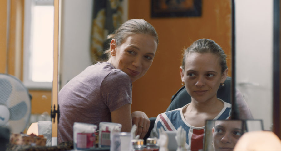 """Israeli actresses Alena Yiv, left, and Shira Haas play a mother and daughter in """"Asia,"""" an award-winning Israeli film now seeing a U.S. release."""