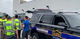 Shomrim and Hatzalah members