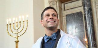 Rabbi Daniel Cotzin Burg of Beth Am
