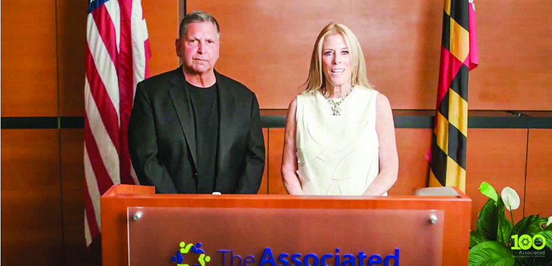 Marc B. Terrill and Beth Goldsmith