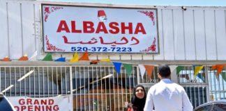 Ghufran Almusawi, proprietor of Al Basha Grocery