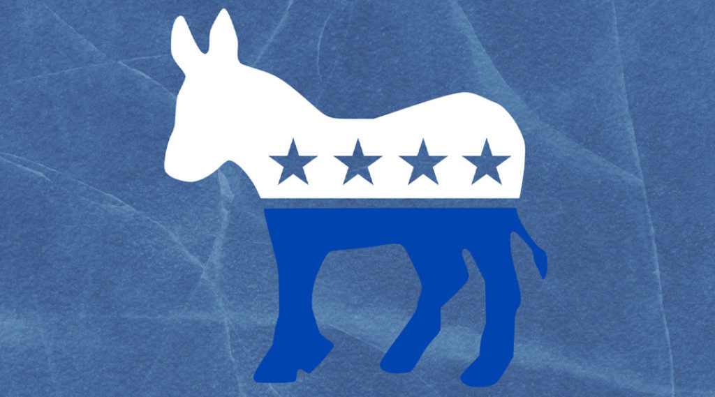 Democtic Party donkey