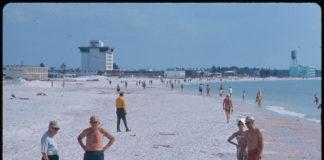 Miami Beach, Florida, April 1974