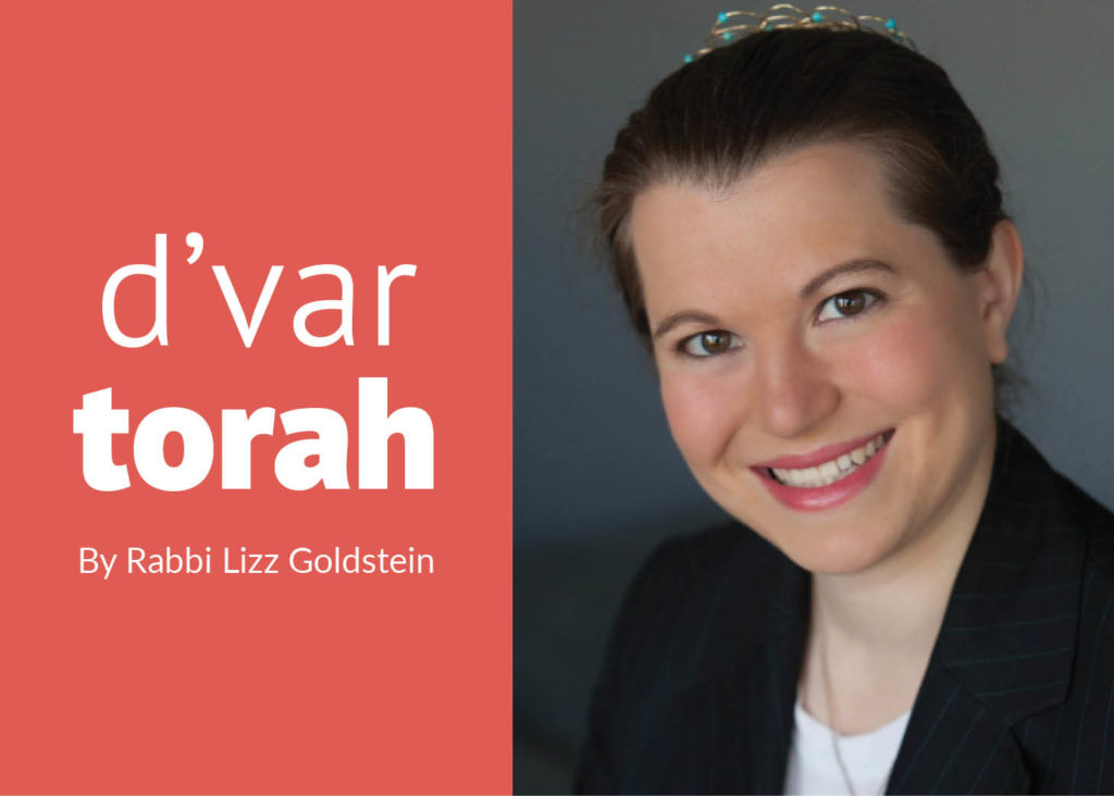 Rabbi Lizz Goldstein