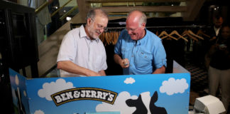Ben & Jerry's co-founders