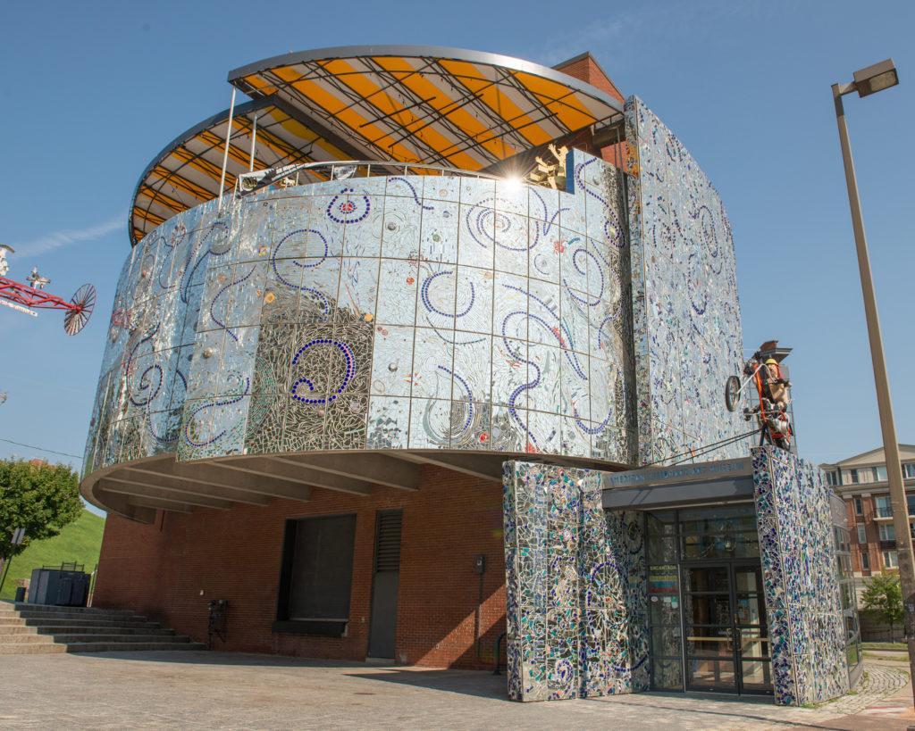 American Visionary Art Museum main building