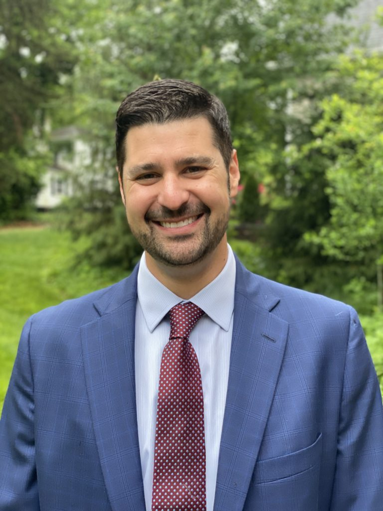 Joel Frankel is the new executive director of the Jewish Federation of Howard County
