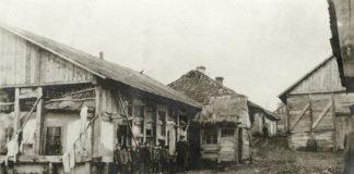 Image of a shtetl