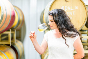 Rachel Lipman, at 28 perhaps the youngest winemaker in Maryland, is pushing through boundaries in a traditionally male-dominated industry.