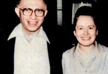 Gloria Kolker Hack with Israeli Prime Minister Menachem Begin