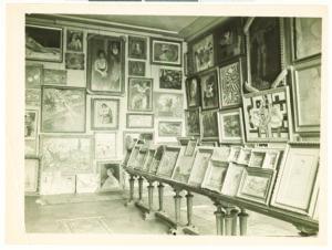 The Room of the Martyrs, in the Archives du Ministère de l'Europe et des Affaires étrangère – La Courneuve