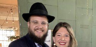 Chana Kaplan and Rabbi Yaakov Kaplan